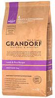 Grandorf Lamb & Rice Adult Large Breed, 3 кг