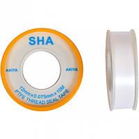 Фум лента 10  м SHA-003 (арт.SHA-003)