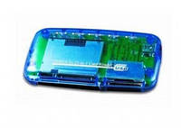 Card reader внешний Gembird FD2-ALLIN1