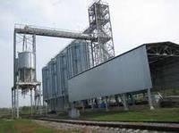 Строительство элеваторов и зернохранилищ. Строительство объектов сельского хозяйства