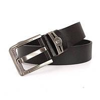 Широкий кожаный ремень - №2039