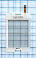 Тачскрин сенсорное стекло для Samsung GT-C3312 Champ Deluxe Duos white