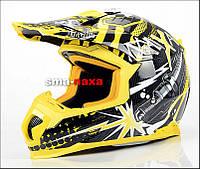 Мотоциклетный кроссовый шлем  NAXA C8C разные размеры
