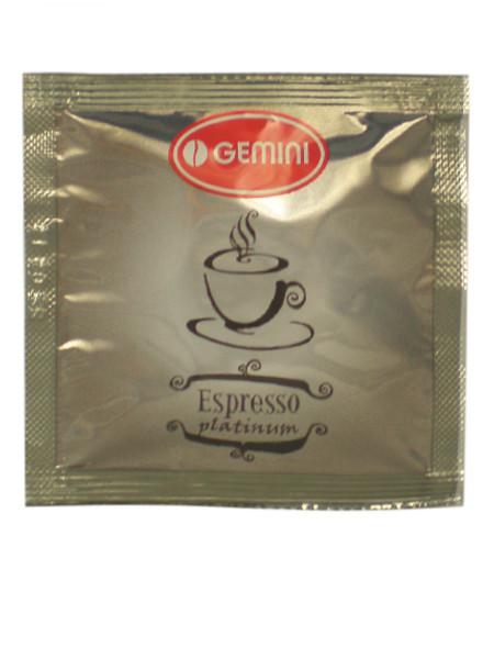Кофе в чалдах Джемини Эспрессо Платинум 150 шт.