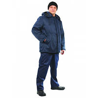 0507 Рабочие брюки утепленные Оптима