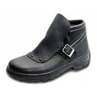 7217 Ботинки юфтевые Сварщик на ПУП с мет.носком