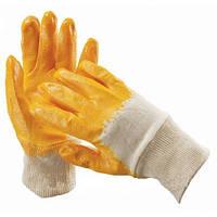 4225 Перчатки рабочие х/б покрытые нитрилом