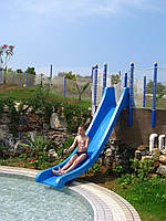 Горка для бассейна Polin Jump Slide