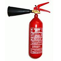 6711 Огнетушитель углекислотный ОУ-2 (ВКК-1,4)