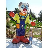 Душ для аквапарка Polin Clown Shower