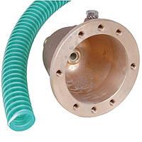 Ниша (закладной элемент) пневмокнопки Fitstar со шлангом (8710050)