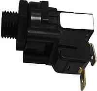 Микропереключатель пневматический 10А с фиксацией
