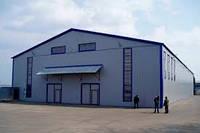 Строительство ангаров и складов (БМЗ)
