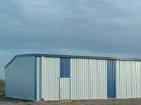 Проектирование, изготовление и монтаж складов и ангаров