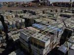 Скупка щелочных и никелесодержащих тяговые аккумуляторов б/у Киев, сдать акб б/у, самовывоз