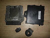 ЭБУ (комплект) (2,3 V dci 16V) Renault Master 3 10-- (Рено Мастер 3), 237100899R