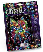 Креативное творчество CRYSTAL MOSAIC Danko Toys CRM-01-02