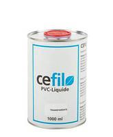 ПВХ-герметик бесцветный Cefil (жидкий), 1 л