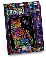 Креативное творчество CRYSTAL MOSAIC Danko Toys CRM-01-03
