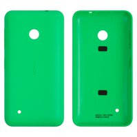 Задняя панель корпуса для мобильного телефона Nokia 530 Lumia, зеленая, с боковыми кнопками