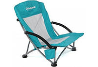 Шезлонг KingCamp beach chair KC3841