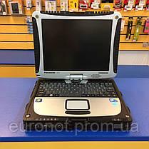 Ноутбук Panasonic CF-19 mk4 (Core i5 1gen.) + GPS, фото 2
