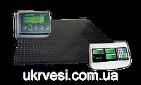Весы платформенные Jadever JBS-3000-1000(1010), фото 1