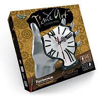 Расписные часы Time ART Утекающее Время Danko Toys