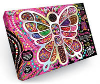 Набор Charming Butterfly Украшения из крупного бисера Danko Toys