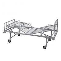 Кровать больничная функциональная DLT-KF-4, без колес, без поручней, без гусака