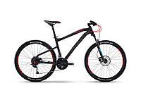 "Велосипед Haibike SEET HardSeven 3.0 27,5"", рама 50 см, 2017, черно-красный"