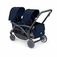 Прогулочная коляска Cam Twin Pulsar цвет синий, фото 1