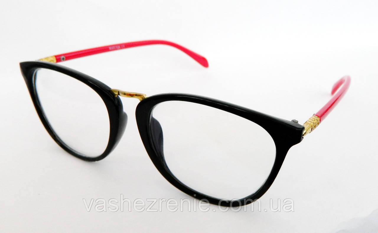 Очки компьютерные (линзы стекло)  Код:453