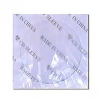 Конверт бумажный с окошком (арт.KBDVD)