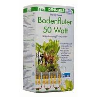 Dennerle Bodenflutter низковольтный грунтовый термокабель 50Вт для аквариумов 250-400л