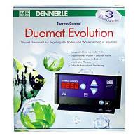 Dennerle DUOMAT Evolution электронный термостат для регулирования температуры воды и дна аквариума