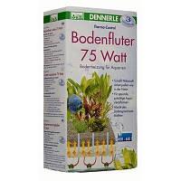 Dennerle Bodenflutter низковольтный грунтовый термокабель 75Вт для аквариумов 400-650л