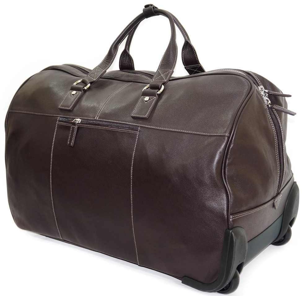 bd56db660bc6 Кожаная дорожная сумка Katana 69259-02, цена 4 979 грн., купить в ...