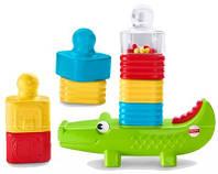 "Игрушка ""Веселый крокодил"" Fisher-Price DRG34"