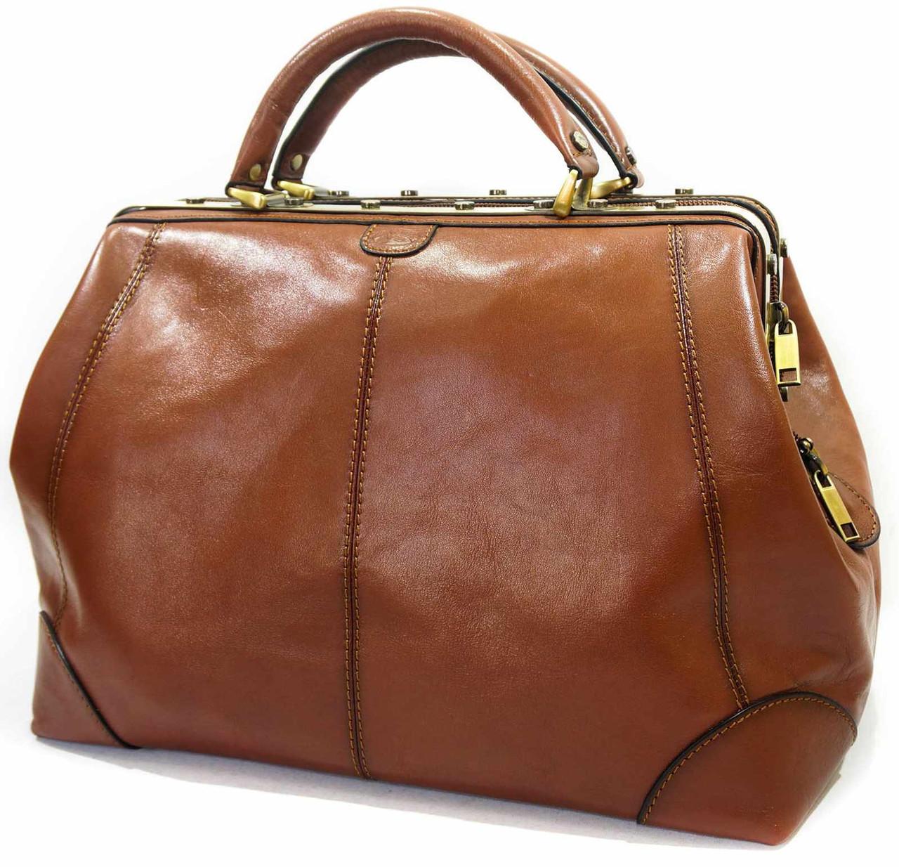 b177b091177b Женский саквояж Katana 1152 коричневый, цена 4 679 грн., купить в ...