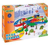 Игровой набор Мега Гараж Wader 53130 с дорогой 5,5 м., фото 1