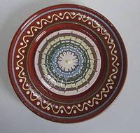 Тарелка Майолика мелкая (d-200мм) в ассортименте