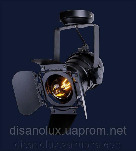 Светильник LOFT 75220 BK (потолок) E27