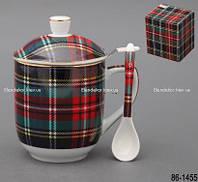 """Чашка заварник """"Шотландка"""""""