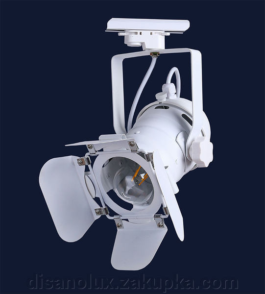 Светильник LOFT 75217 WH (трек) E27
