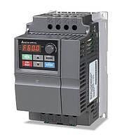 Регулятор оборотов электродвигателя Delta Electronics VFD015EL43A (1,5 кВт/3 фазы 380 В)