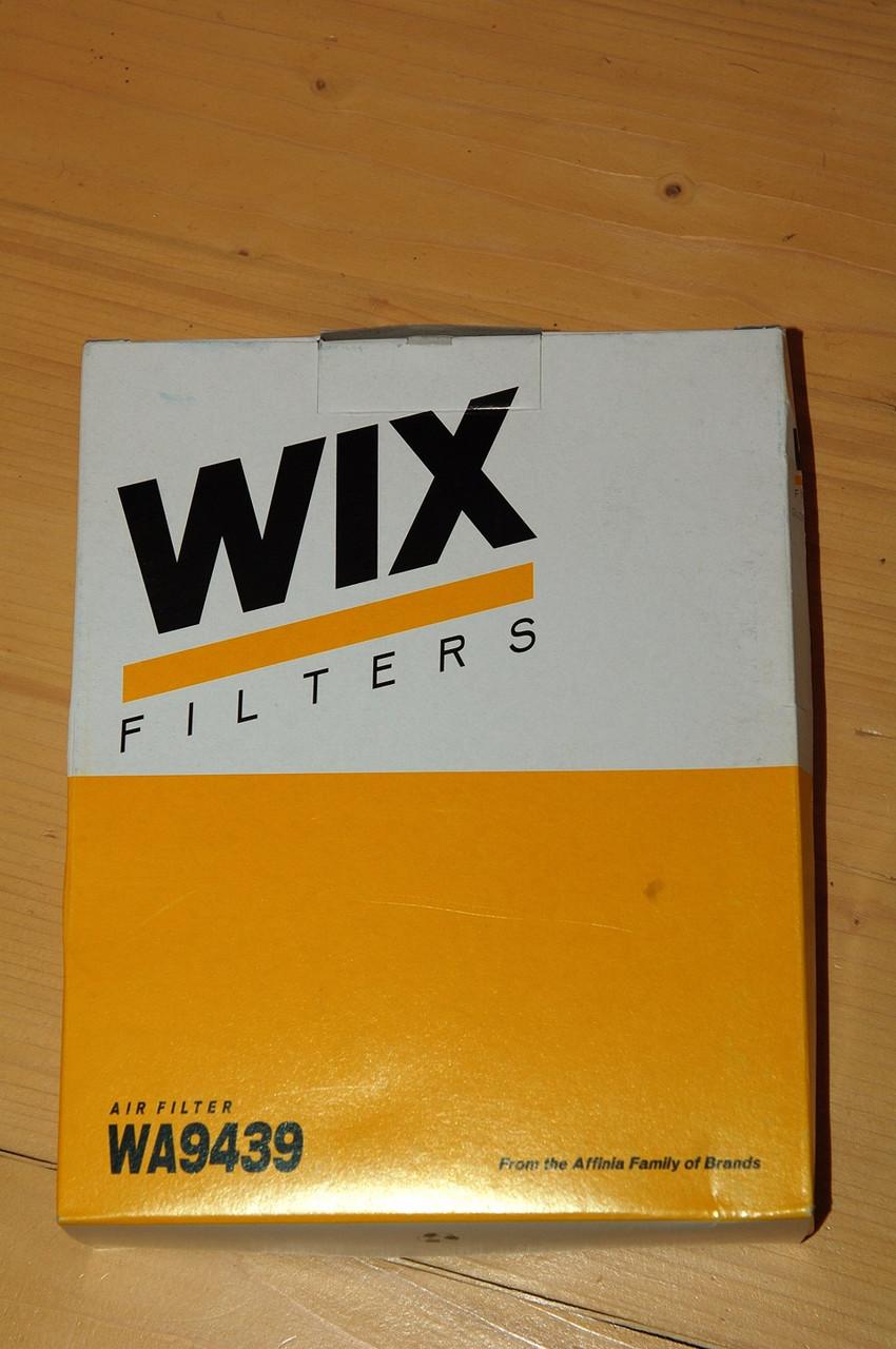 Фильтр воздушный WA9439 Daewoo Деу Део Chevrolet Шевроле WIX