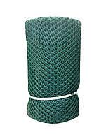 Пластиковая сетка ячейка 20*20 (ширина 50см)