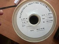Нихромовая лента Х20Н80 0.4х5 мм