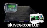 Весы платформенные Jadever JBS-3000-2000(1515), фото 2